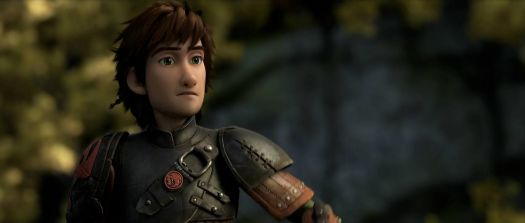 Older Hiccup - How To Train Your Dragon 2