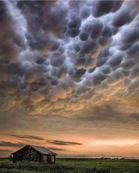 Honeycomb Clouds