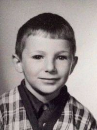 Mike Szabo Jr. 1956, 6 yrs old