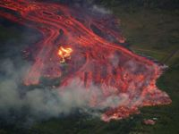 Hawaii-lava flow