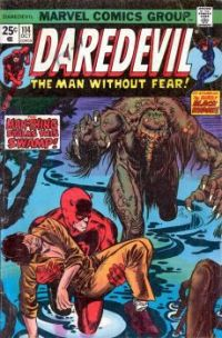 Daredevil And The Man-Thing