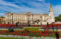 Buckingham Palace London UK