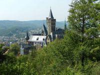 Kasteel Werningerode Duitsland