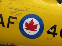 Canadian Air Force Harvard