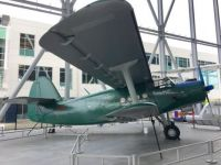 The Russian workhorse: The Antonov An-2