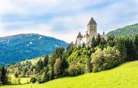 Moosham Castle, Salzburg, Austria