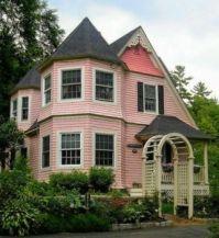 A pink Victorian