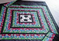 2009 Johnny soccer quilt