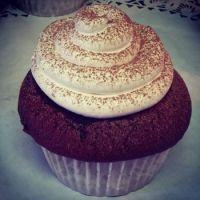 Chocolate Cinnamon Supreme Cupcake