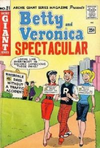 Betty Veronica 21