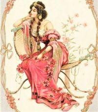 ROSE COLOURED LADY
