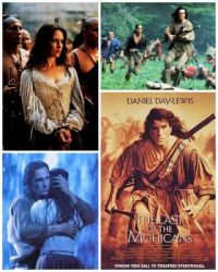 Movie  Last of the Mohicans   20th Century Fox  02