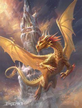 Gilthius the Golden Dragon