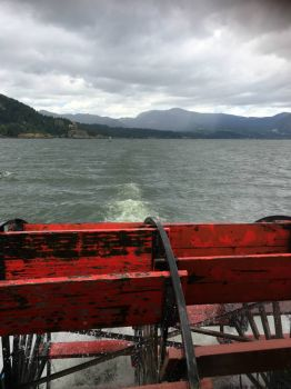 Cruising the Columbia River Gorge