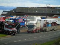 Links Market lorries Kirkcaldy April 2016 #2