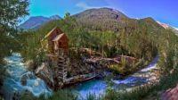 Crystal Mill-Colorado