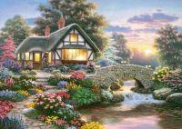 'Serenity Cottage' by Richard Burns