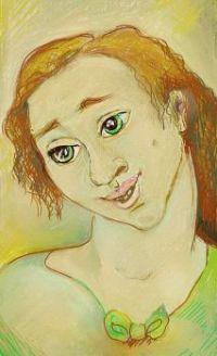 Human emotions # 2  Empathy.   ( Digital (ArtRage ) drawing )
