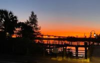 Sunset Over the Cape Fear River Nov 2020 (2)