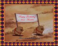 Happy Birthday dear Maddie (madpol)