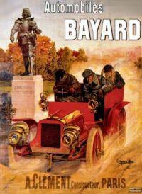 1900s Automobiles Bayard