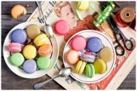 The Colours of Macarons