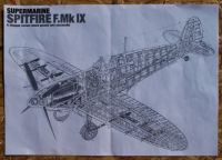 SPITFIRE F.Mk IX