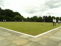 Crown Green Bowls, England