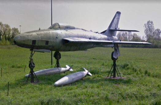 RF-84f Thunderstreak