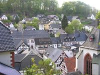 Buildings Monschau