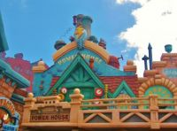 Toontown Power House