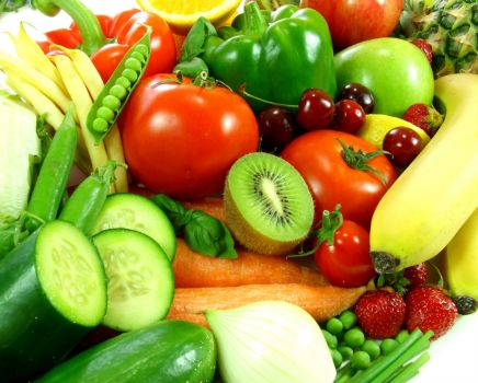 have you eaten your fruit and veg today?