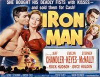 Joyce Holden ~ Iron Man ~ 1951