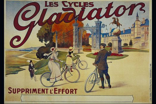 Les Cycles Gladiator