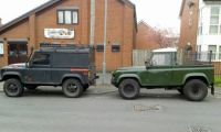Land Rover Work-Horses  (2)
