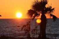 passa-grille sunset