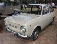 """Fiat """"850"""" - 1968"""