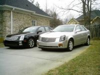 Two of my favorite Cadillacs