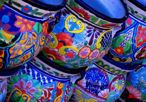 Colorful_pottery