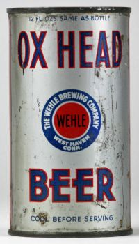 Ox Head Beer - Lilek #625