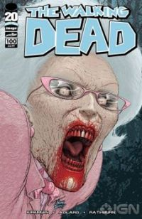 The Walking Dead: Alternate Issue #100