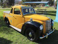 "Ford ""Prefect"" A493A Coupé Utility - 1950"