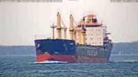 Mamry - Ocean-Going Freighter - Marine City, MI (2020-04-19)