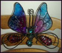 2021 - Seasonal - Spring - Garden - Butterfly 1 (Large)