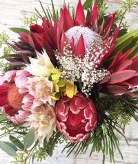 King Protea Bouquet.