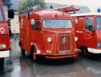 Pompier H Van