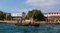 Lamu is a 700-year-old fishing and trading town.