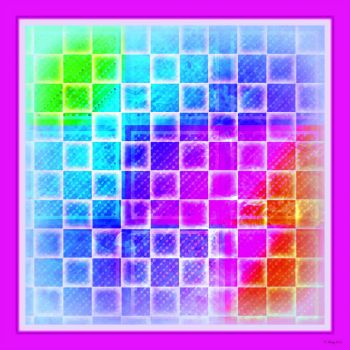 Rainbow Draughts