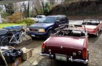 73 Midget project cars