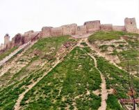 The Citadel Of Aleppo in 2008